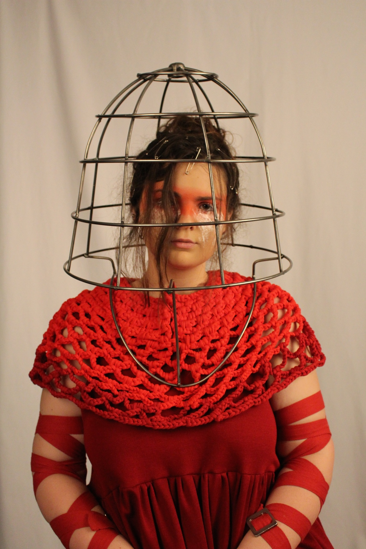Bird Cage Headdress