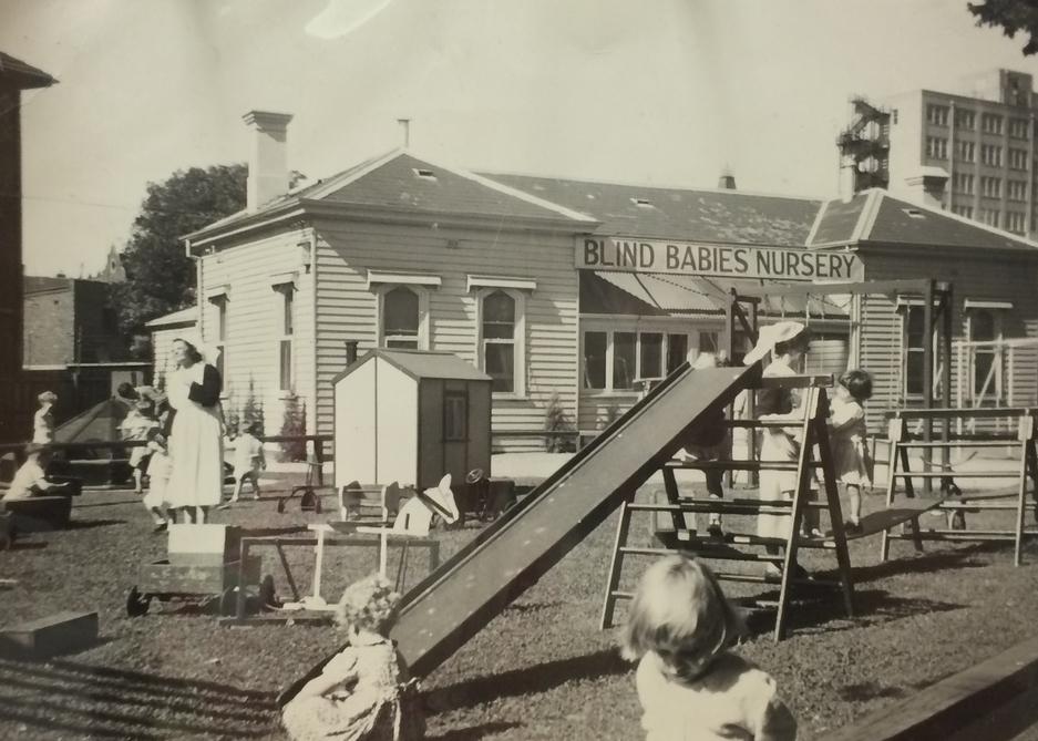 Blind Babies Nursery 1934
