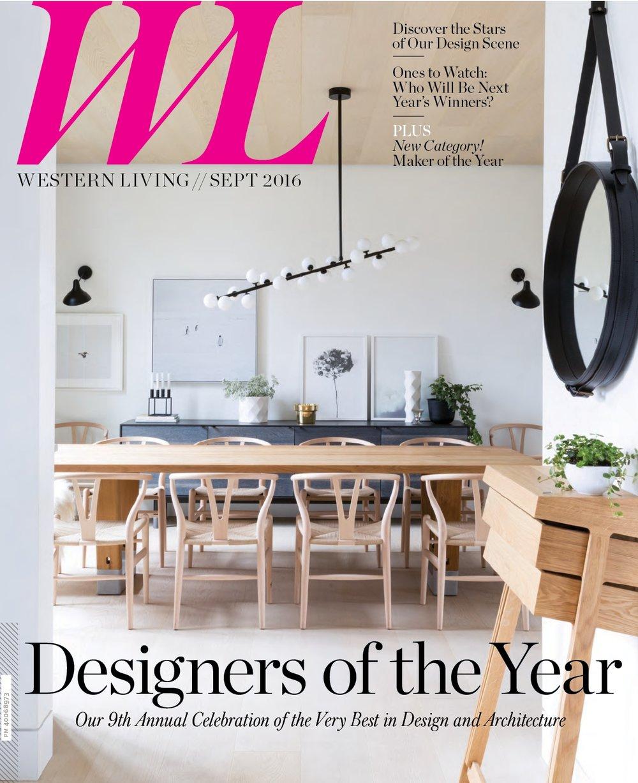 Western Living September 2016