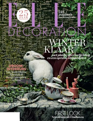 Elle Decor December 2016 January 2017