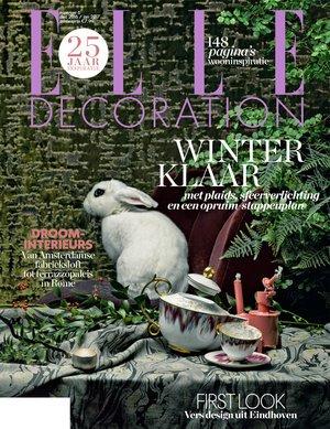 Elle Decor December 2016 January 2017