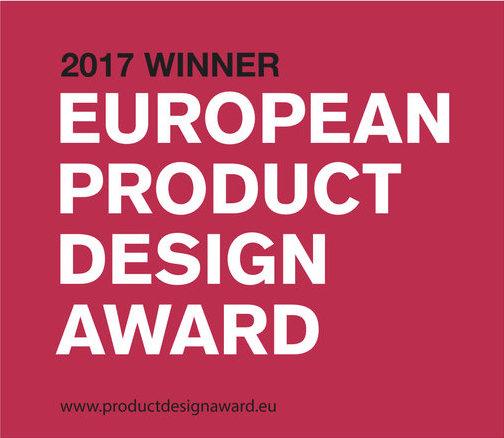 European Product Design Award Winner 2017