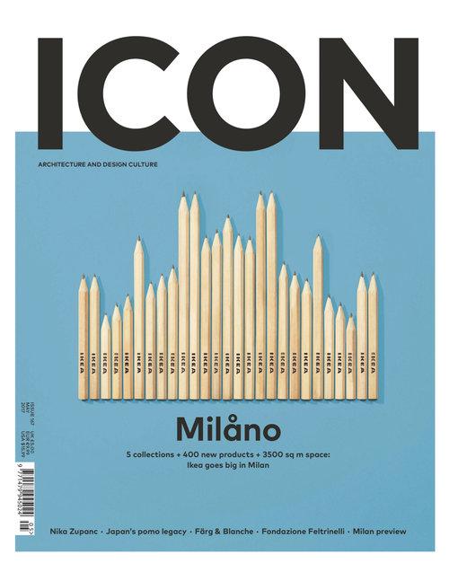 ICON Magazine May 2017