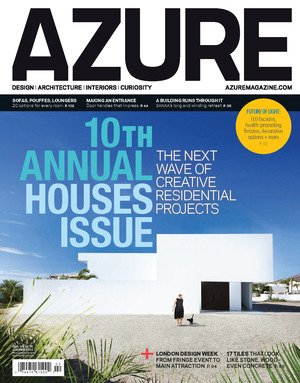 Azure Magazine January/February, 2016