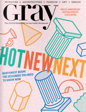 Gray Magazine January, 2015