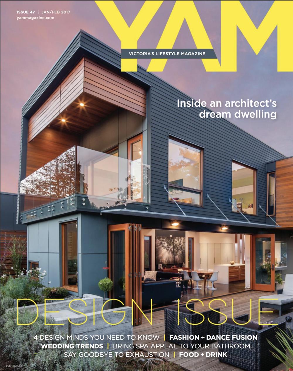 YAM Magazine January/ February 2017