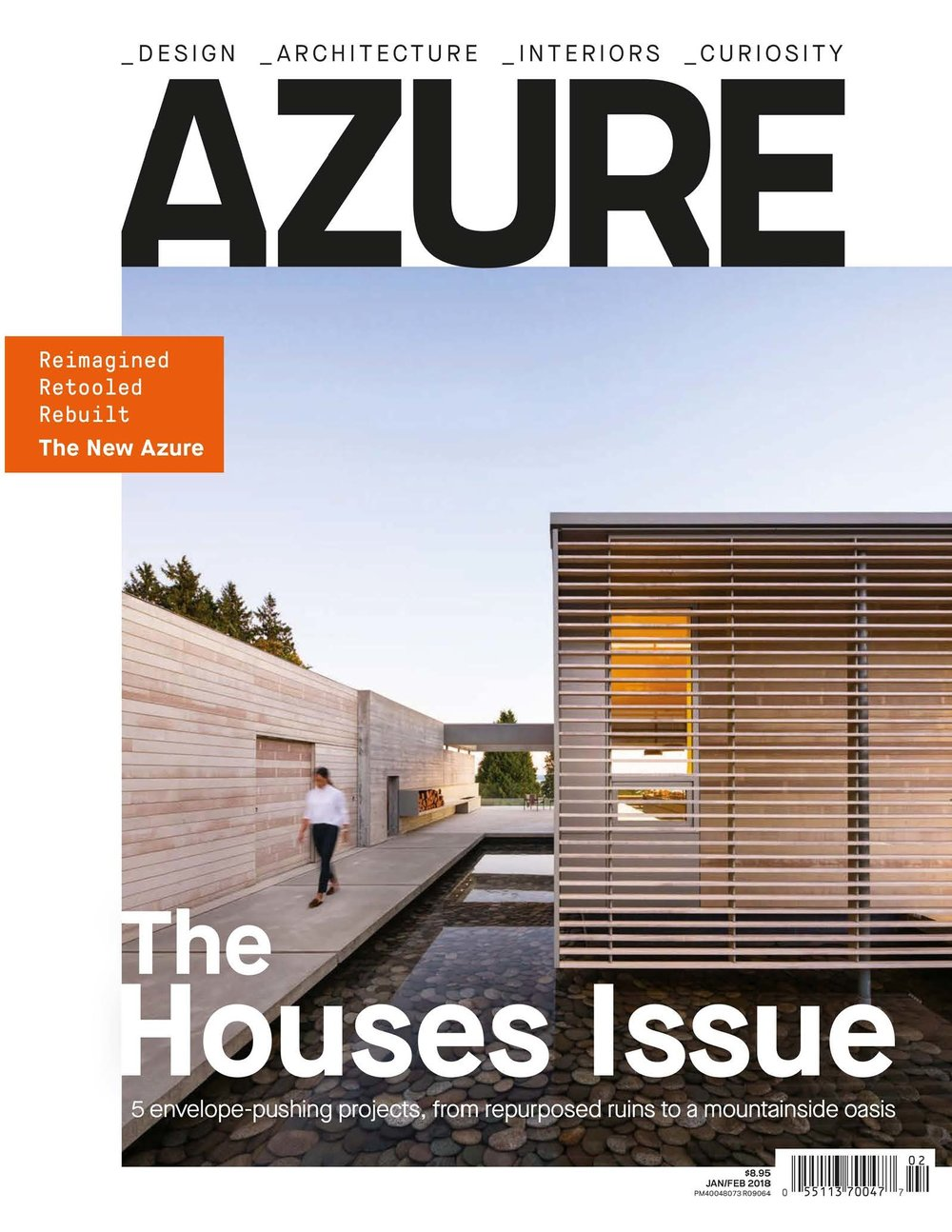 AZURE Magazine January 2018