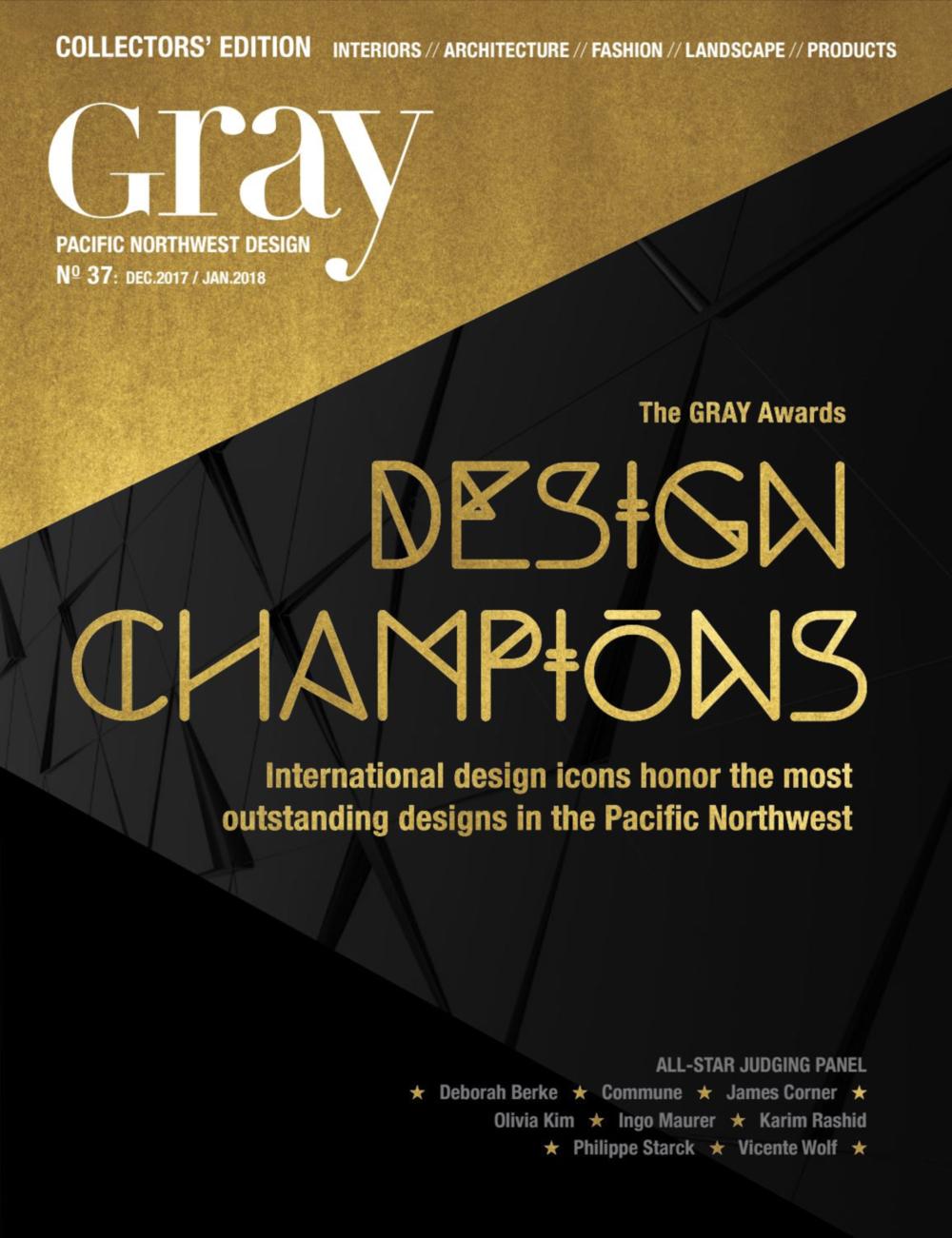 Gray Magazine January 2018