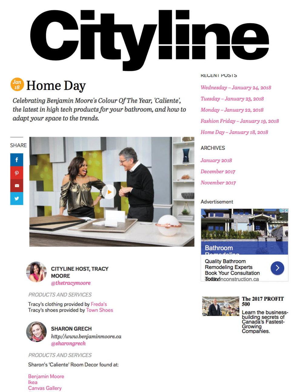 CityLine January 18th 2018 (24:25)