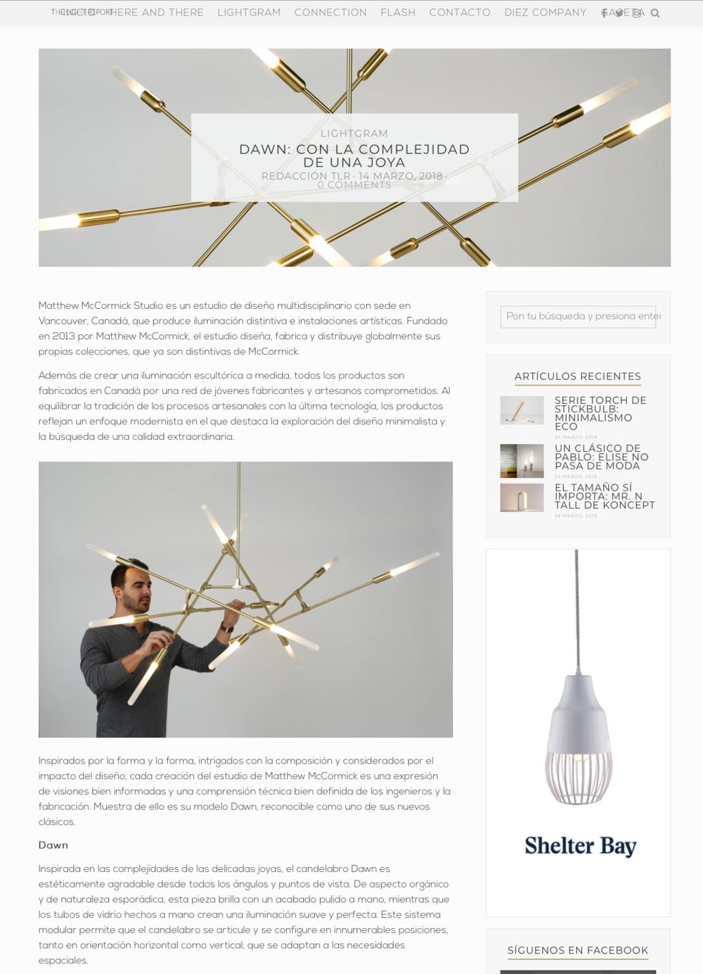Diez Company - The Lighting Report
