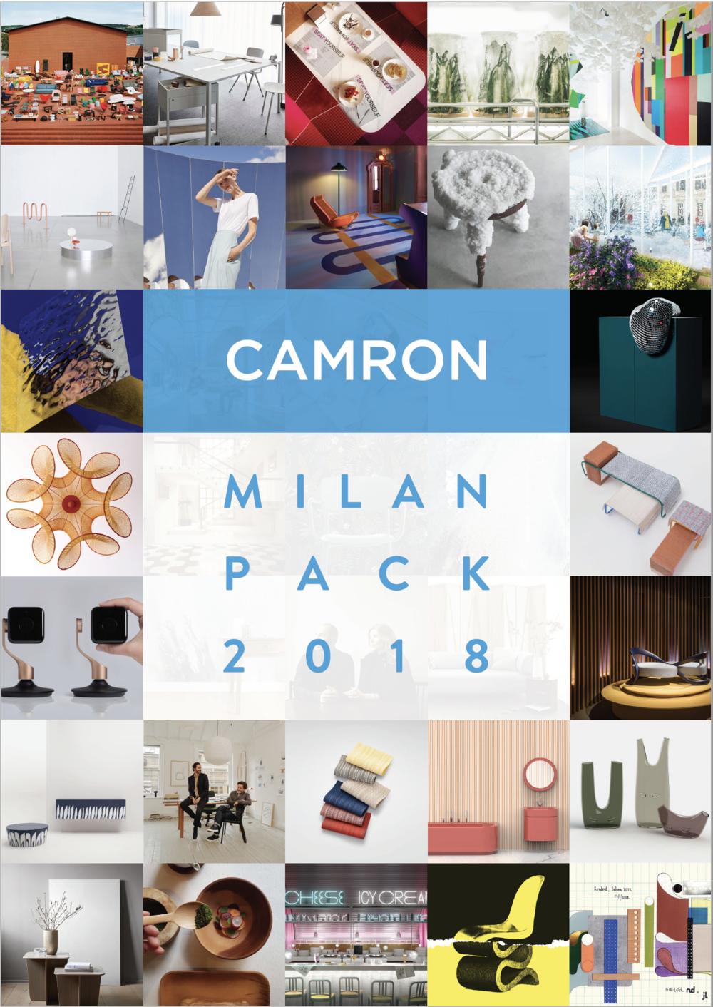 Camron Milan Pack April 2018