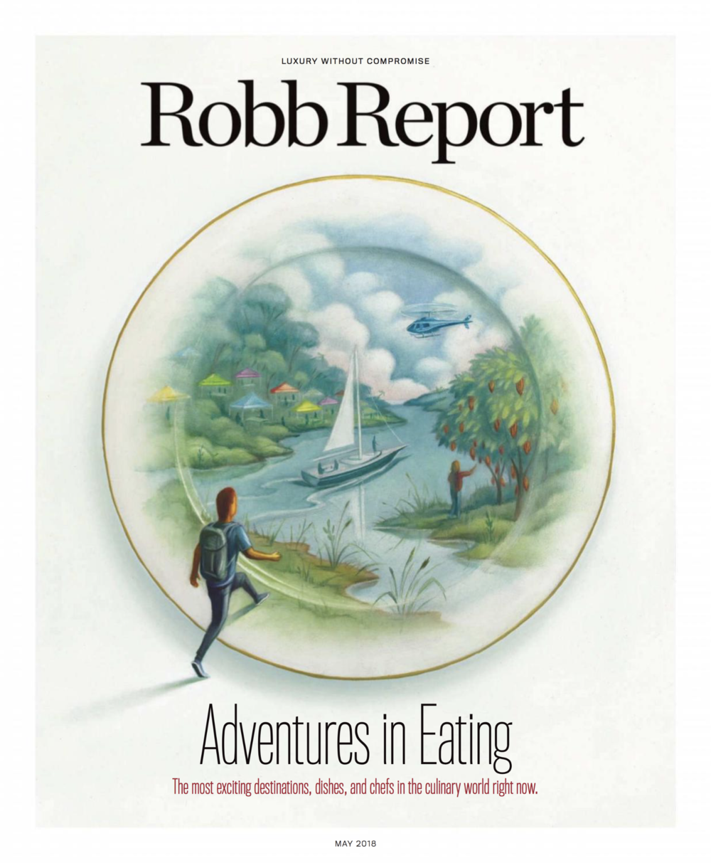 Robb Report May 2018