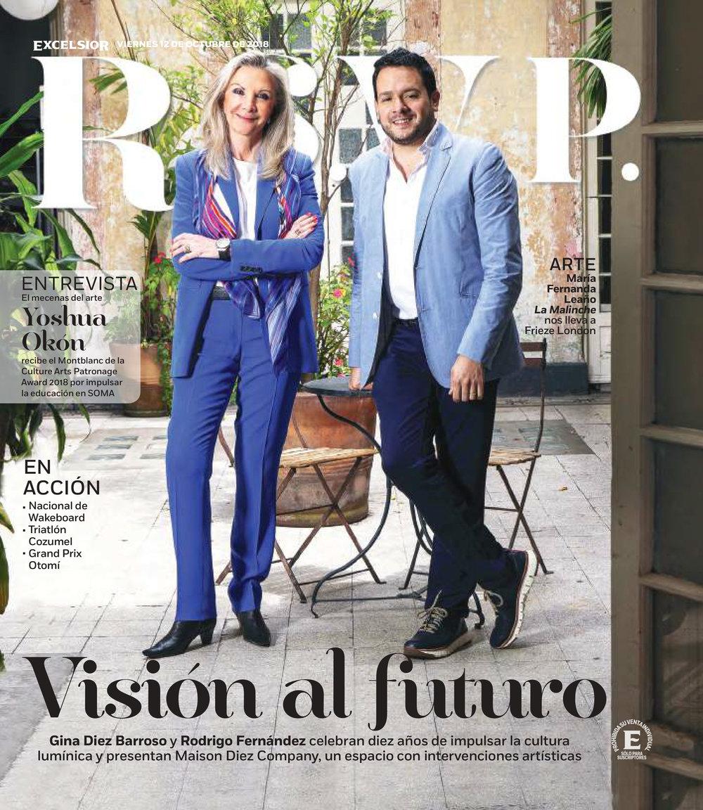 RSVP Magazine October 8, 2018