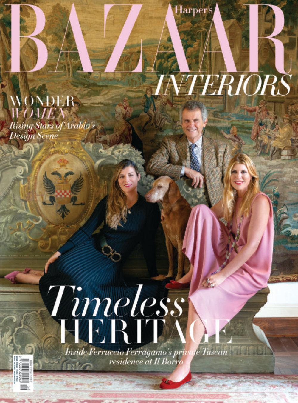 Harper's Bazaar Autumn 2018