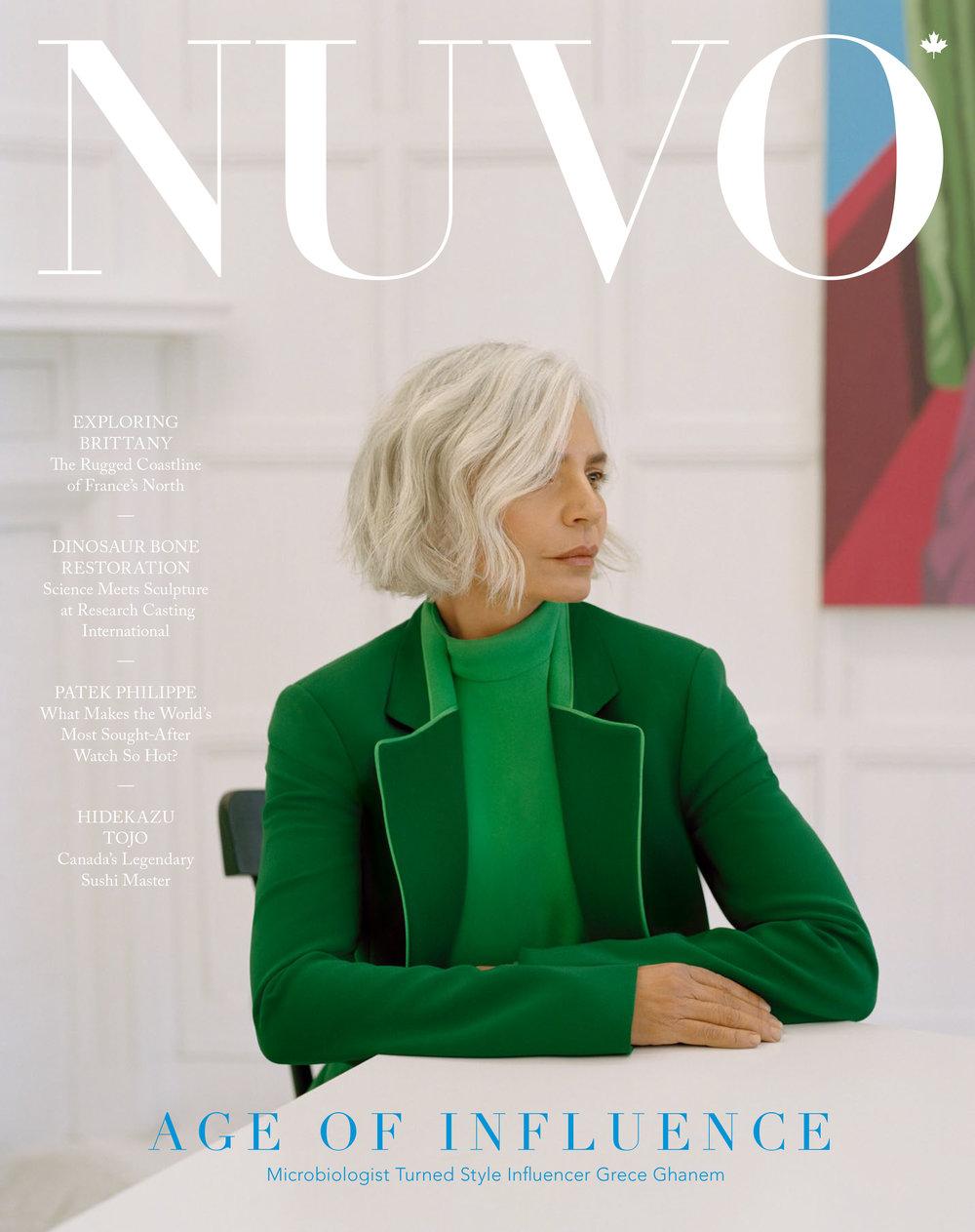 Nuvo Magazine Spring 2019