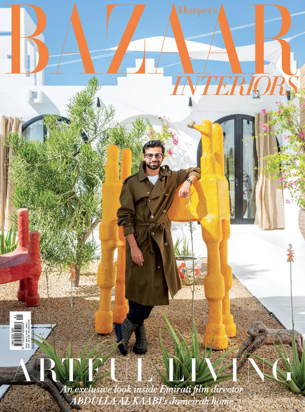 Harper's Bazaar Spring 2019