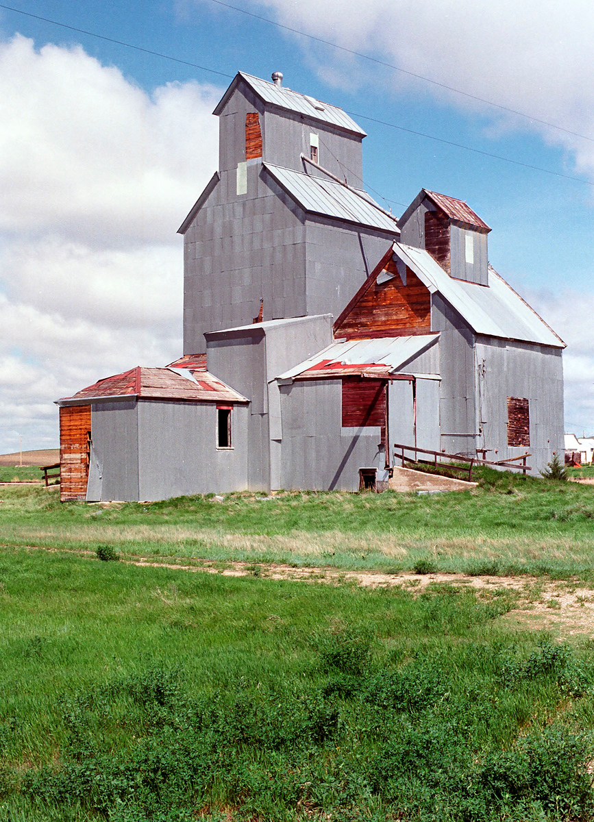 Grain church
