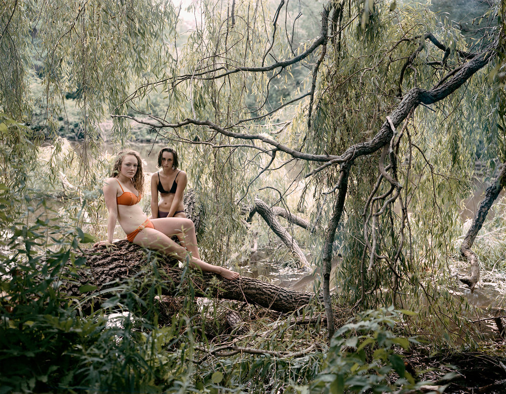 Girls in the Willow