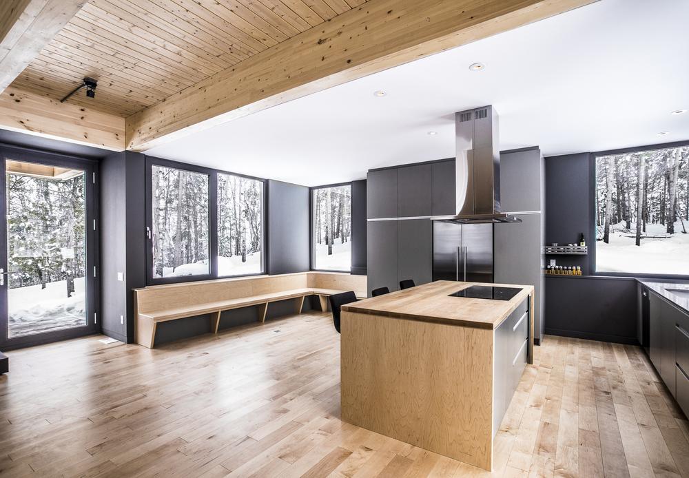 Résidence Tremblant /  Natalie Dionne Architecture
