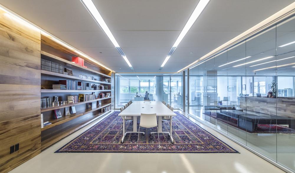 Bureaux de la fondation Pierre Elliott Trudeau / Atelier TAG