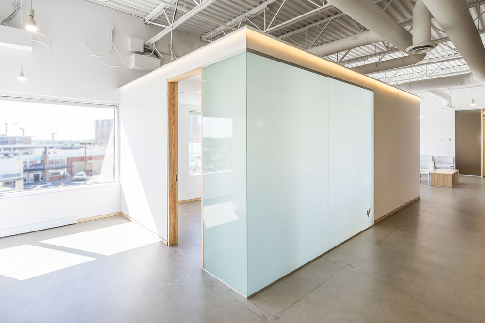 Clinique D /  L. McComber  © Raphaël Thibodeau