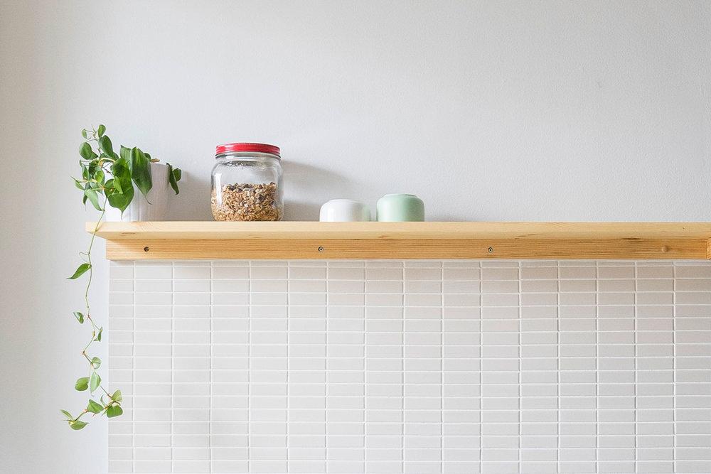 <<<<< BACK  La cuisine de Sophie et Mani -  atelier catherine catherine  © Raphaël Thibodeau