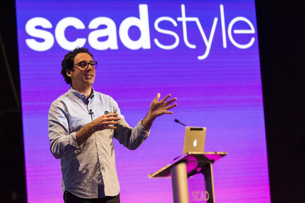 Warby Parker SCAD Talk