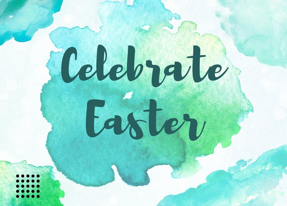 Easter 2019 - April 21st, 2019