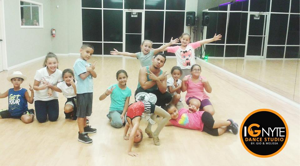 Beginning Hip Hop with Mr. Gio