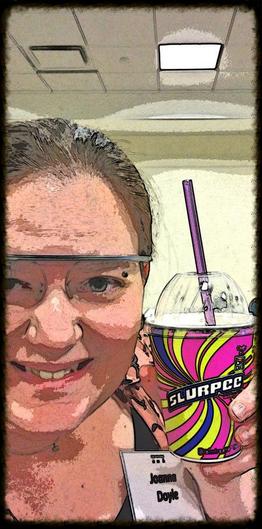 Free 7/11 day Slurpee Selfie!