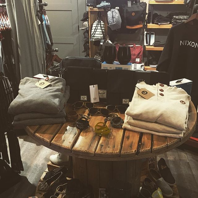 Get your gear here! @the_boardwalk_vernon #standardwolf #okanagan #sweaterweather 🐺✌🏼
