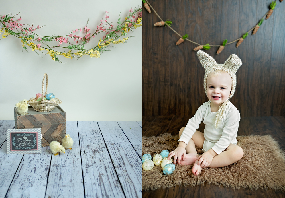 Lehigh Valley Easter Mini Session