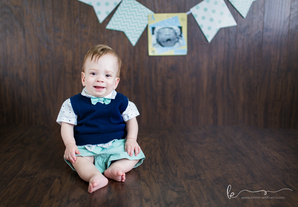 Allentown First Birthday Photographer