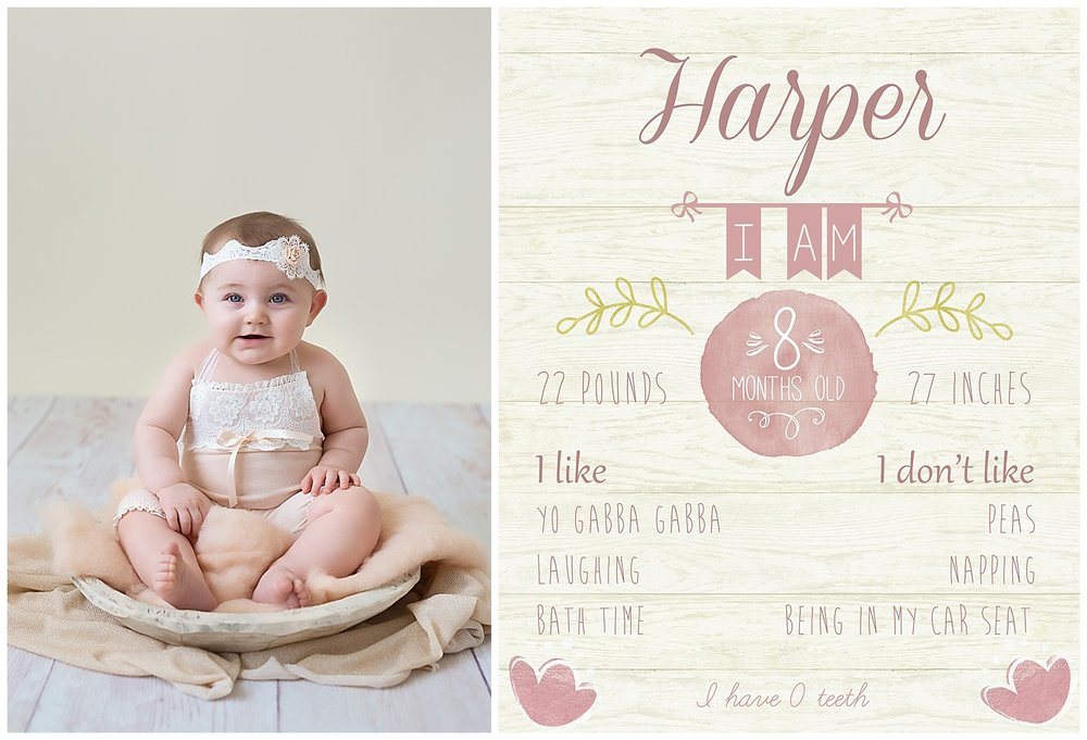 lehigh valley baby harper photography birthday poster fact sheet