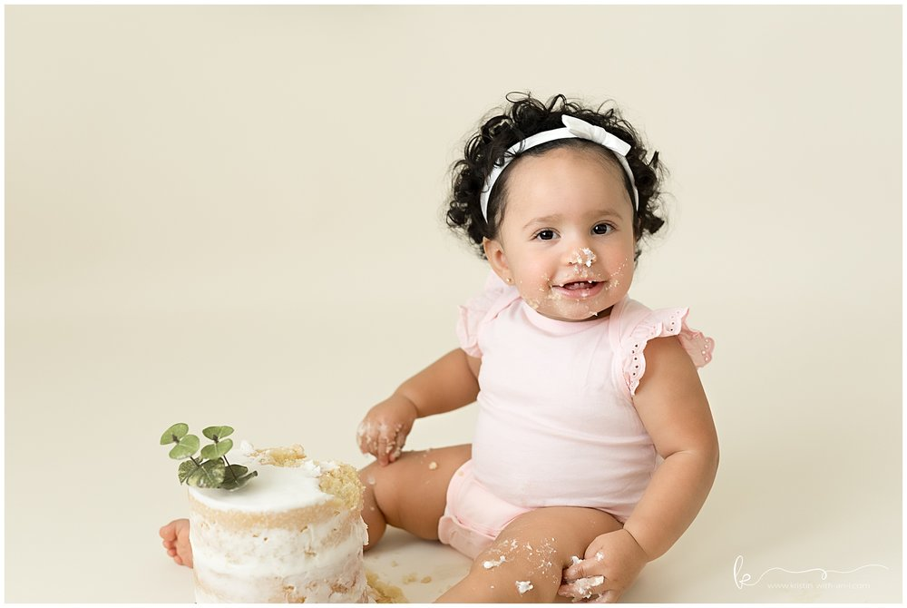 Lehigh Valley Cake Smash Photography