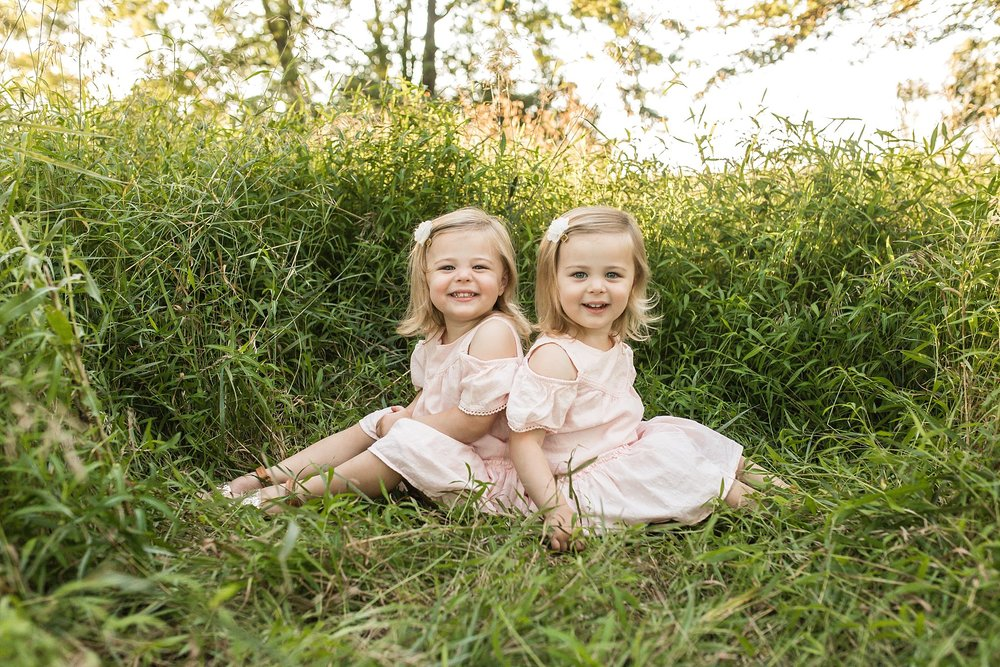 Lehigh Valley Twins Photographer