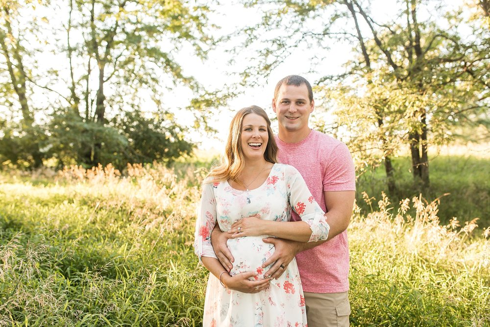 Allentown Maternity Photographer