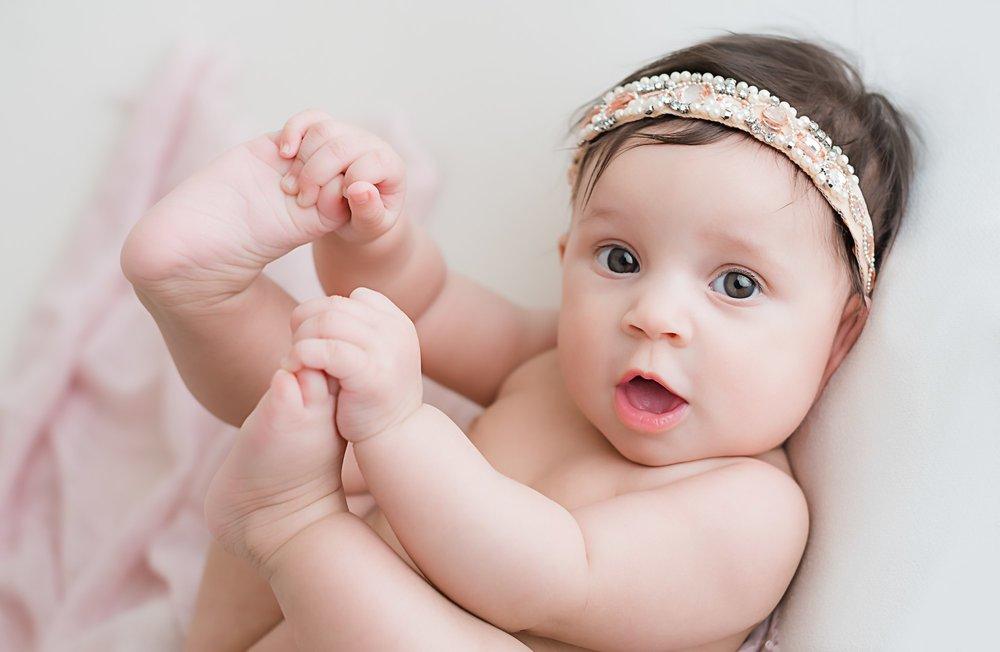 Kutztown Baby Photographer