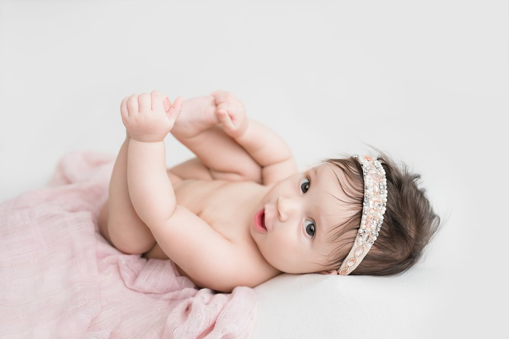 Allentown Baby Photographer