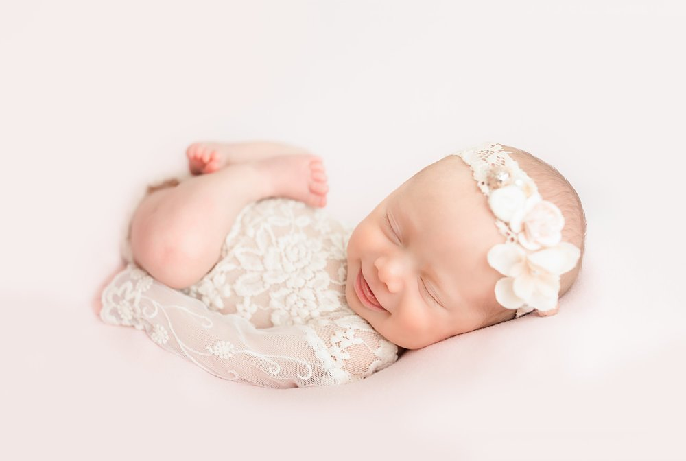 Nazareth Newborn Photographer