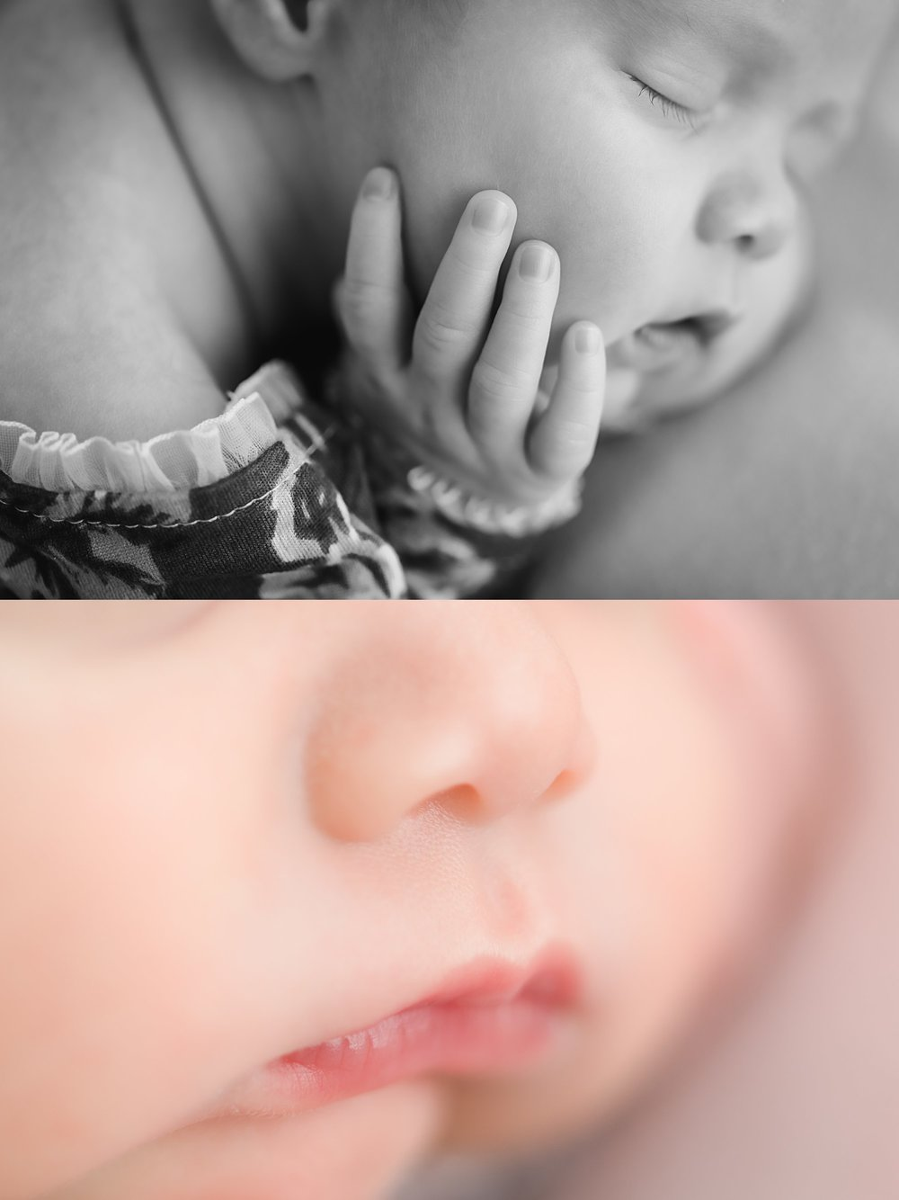 Lehigh Valley Baby Lips Photographer