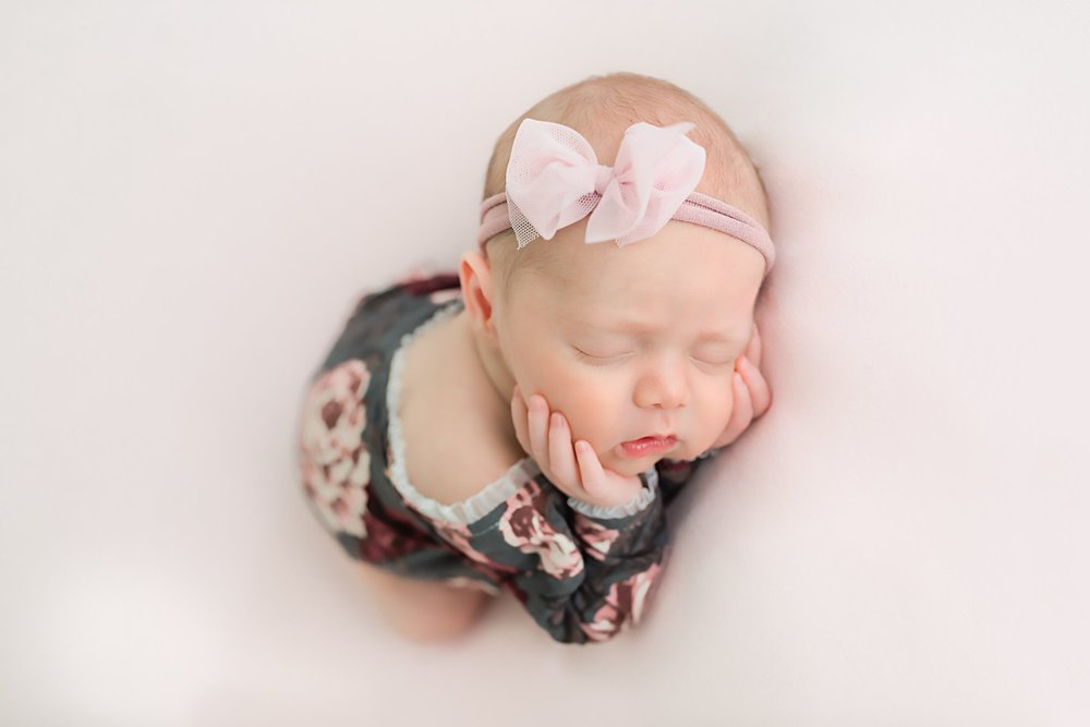 Saucon Valley Newborn Photographer