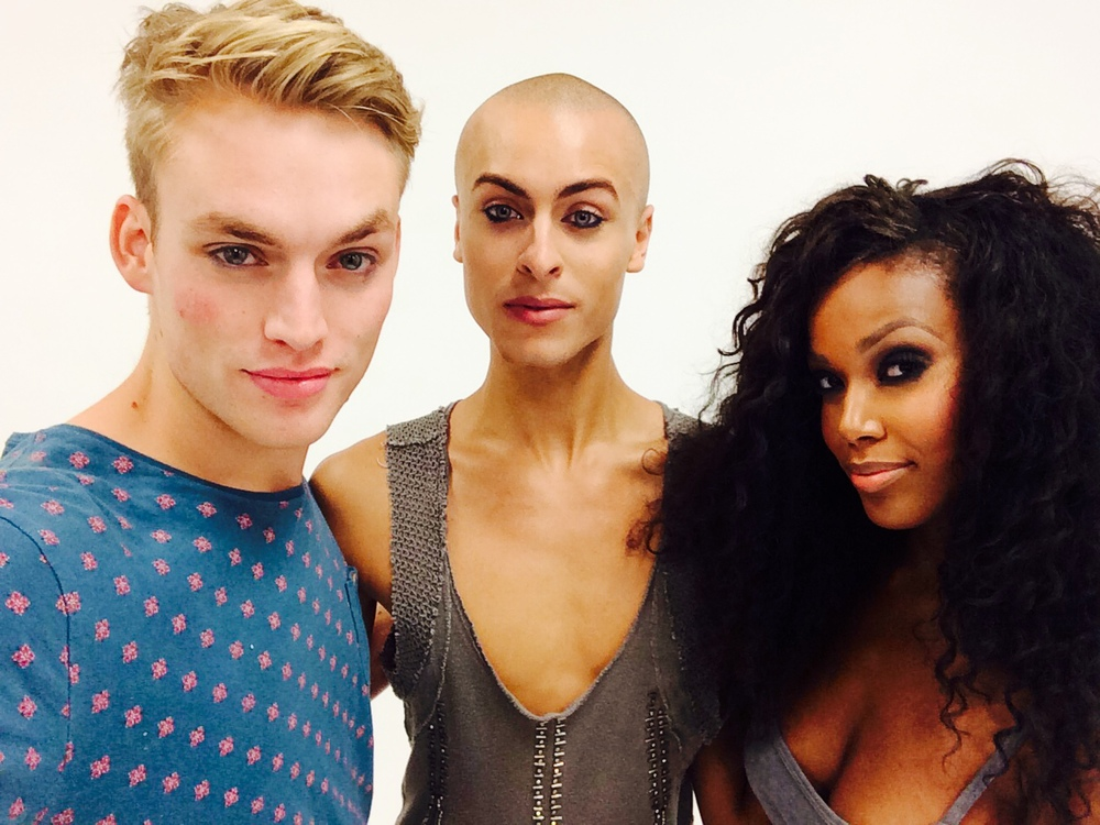 Will Jardell, Cory Hindorff, and Raelia Lewis