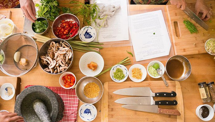 cooking classes my holistic chef