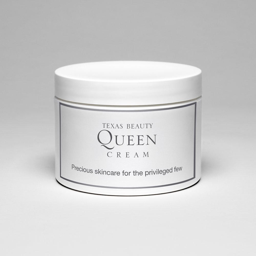 Texas Beauty Queen Cream (Precious skincare for the privileged few) , 2009  Archival photographic print  12 x 12 inches