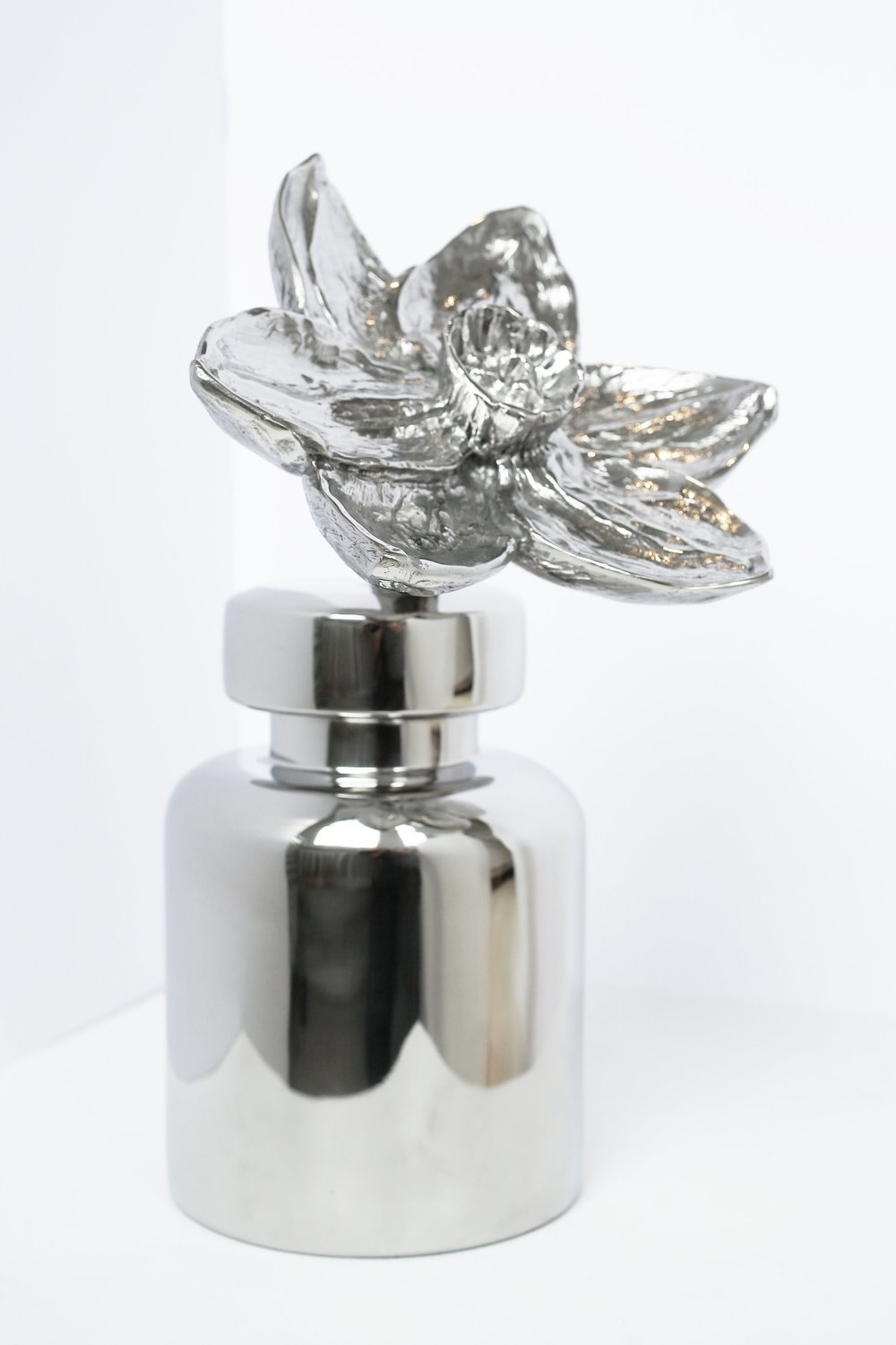 Object Petit a (Stainless Steel) , 2011  Polished stainless steel  18 x 10 x 11 inches