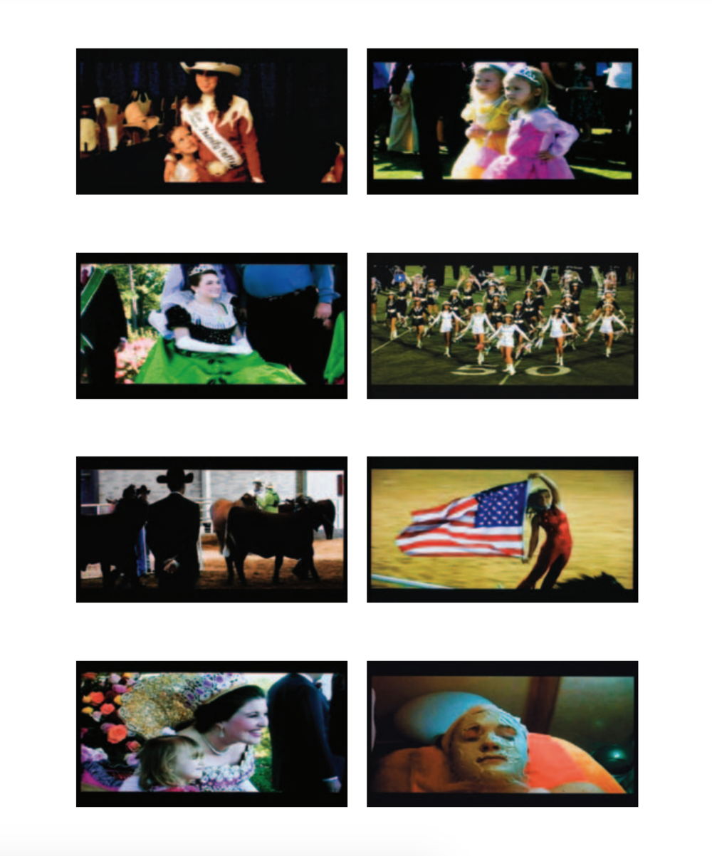 Stills from Who's To Judge?, 2009  Documentary short  Run time: 12 minutes