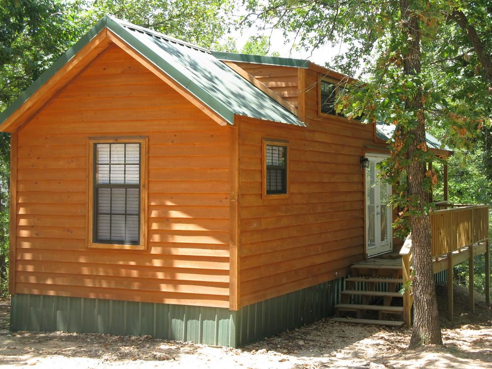 New Deluxe Cabin 1