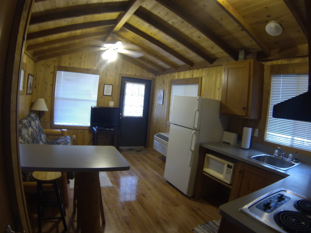 Bunk cabin inside back tv view.JPG