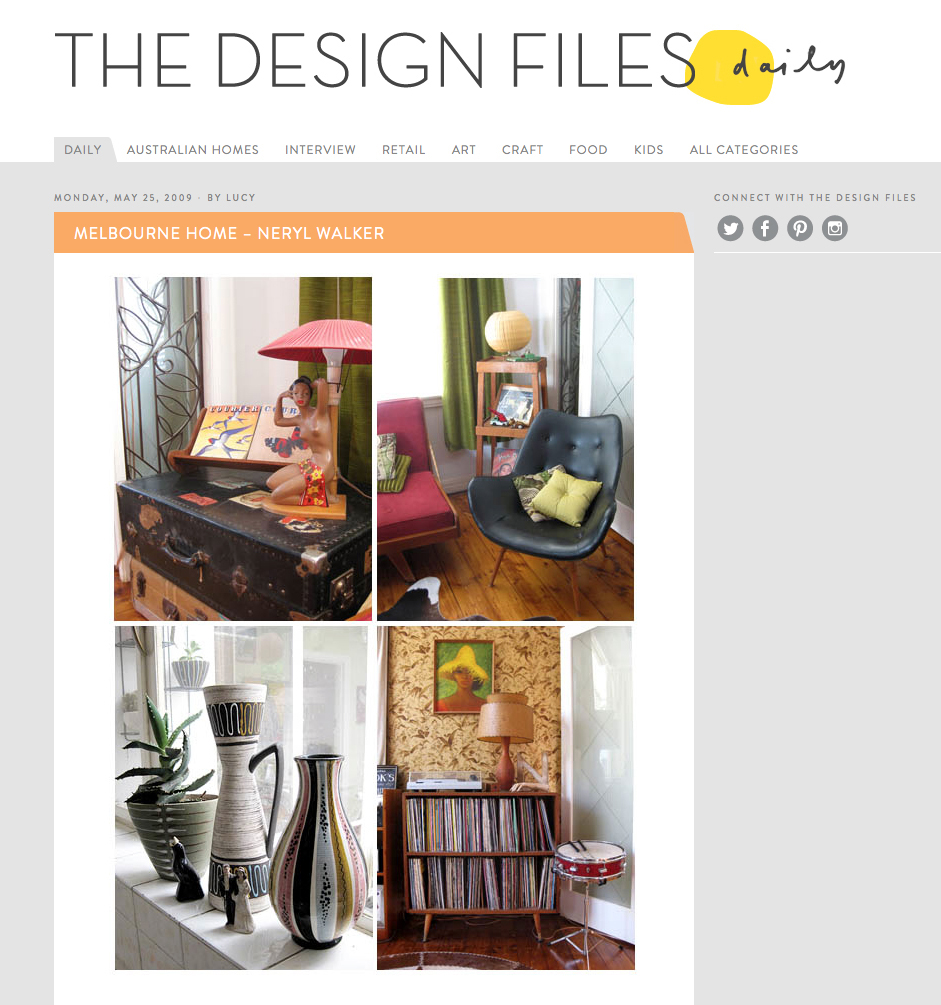 Design Files Home - click to read